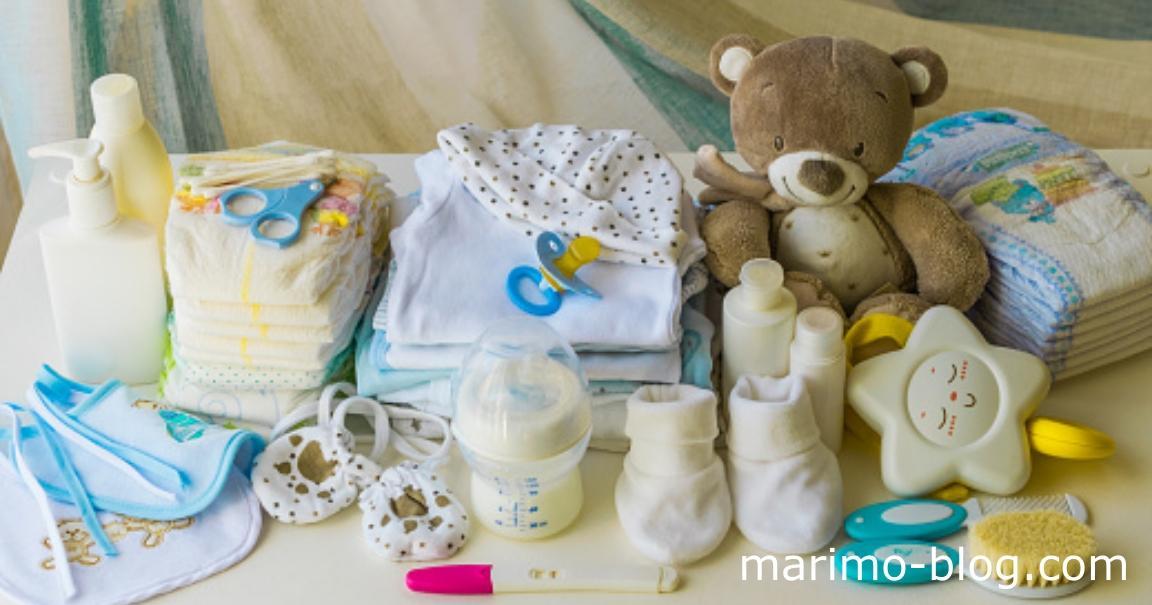 【2月生まれの出産準備リスト】購入品とかかった費用