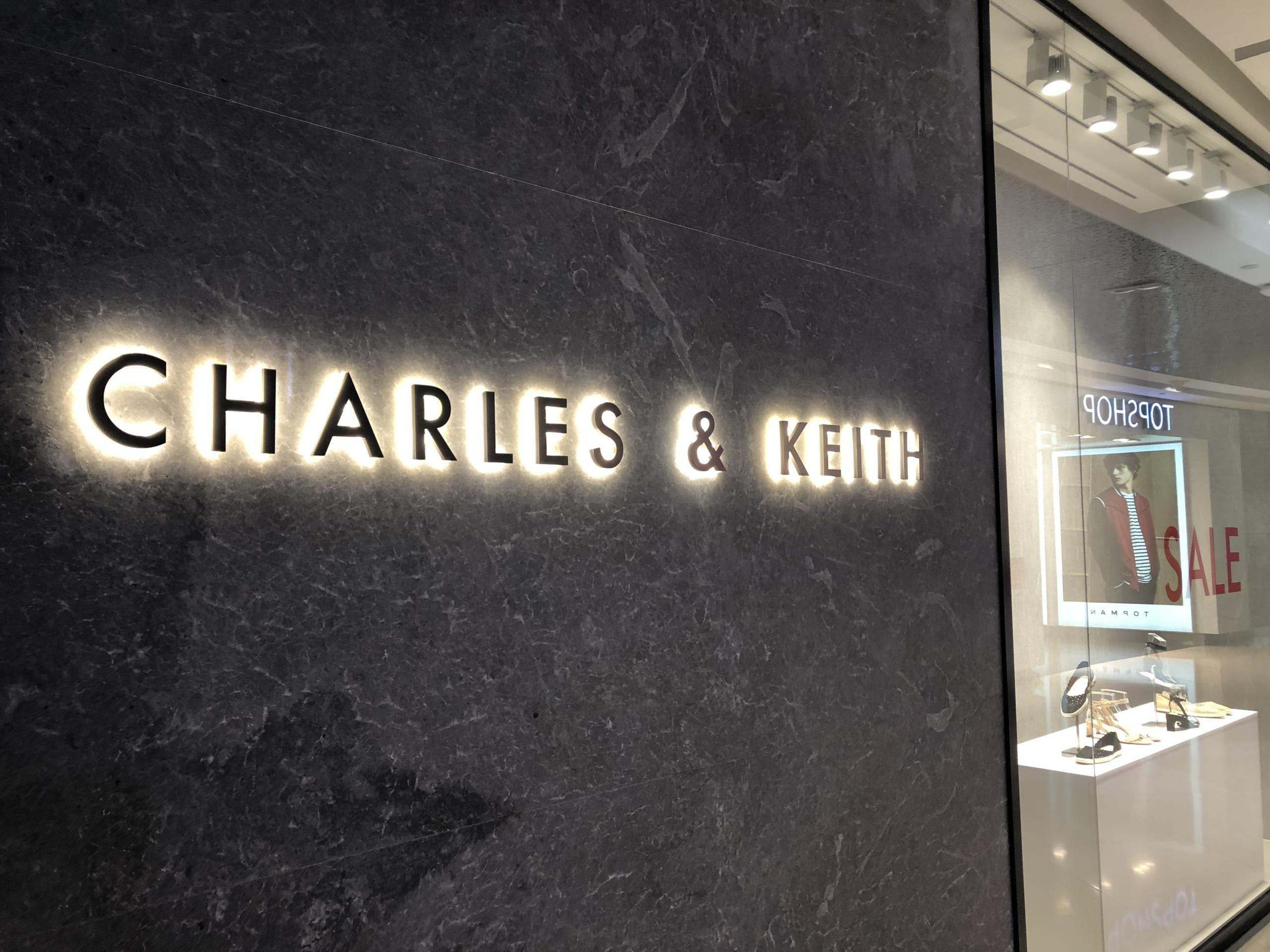 【シンガポール】CHARLES&KEITHの値段