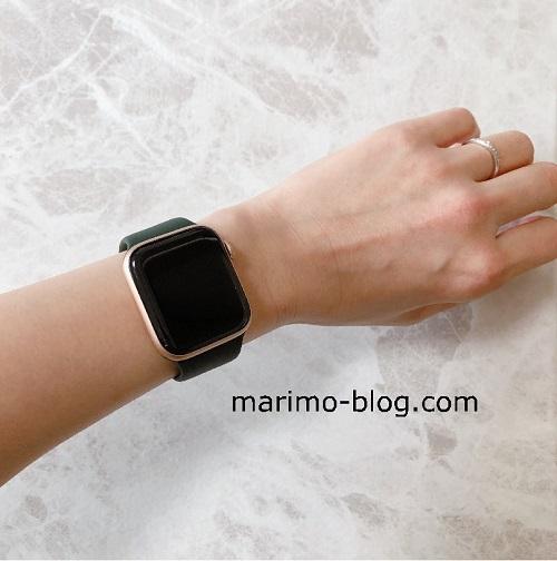 Apple watch SE(アップルウォッチSE)は赤ちゃんとの生活にかなりオススメ