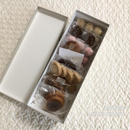 広島リトルワンズの内祝い(焼き菓子詰め合わせ、予算2000円)