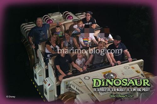 WDW:フロリダディズニーのダイナソーは絶叫が苦手でも大丈夫?