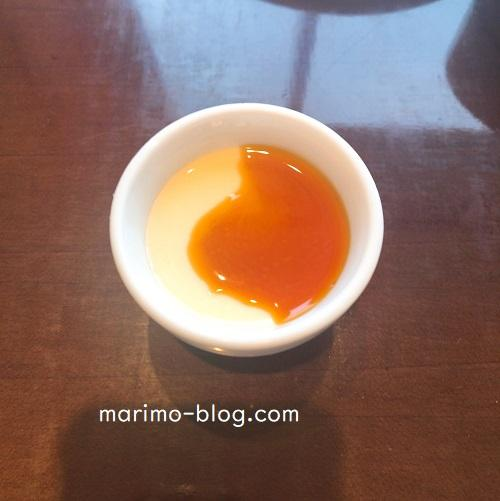神戸メリケンパークオリエンタルホテルの朝食ビュッフェで一番おいしかったもの:なめらかプリン