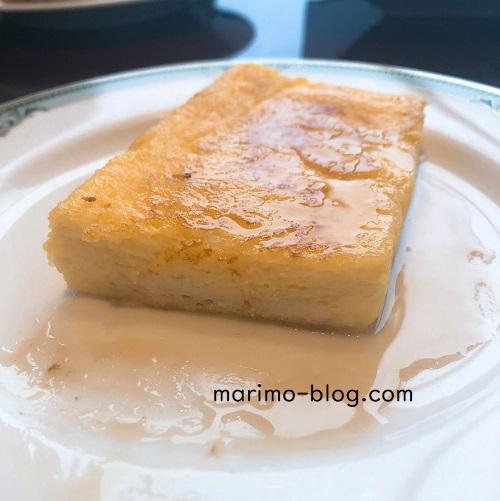 神戸メリケンパークオリエンタルホテルの朝食ビュッフェで残念だったもの:フレンチトースト