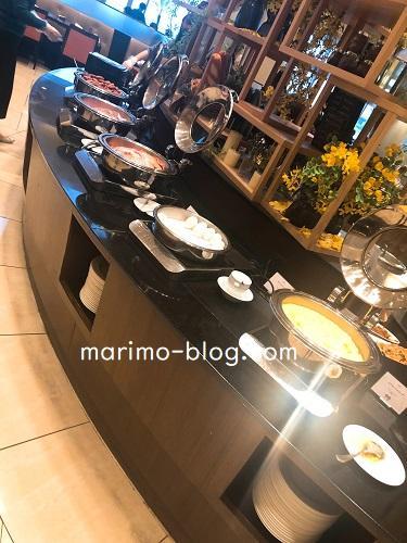 神戸メリケンパークオリエンタルホテル朝食ビュッフェ(和食)