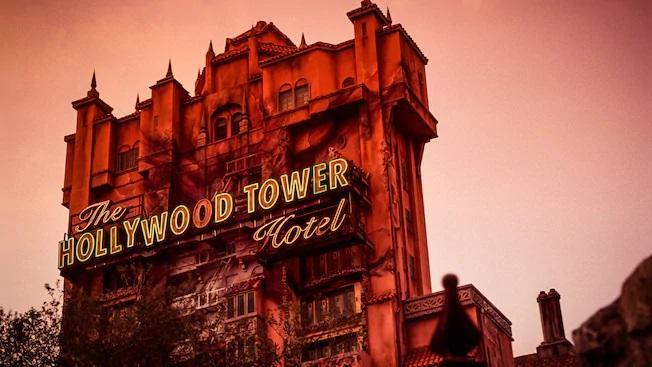 【WDW】絶叫系が苦手でも乗れる?ハリウッドスタジオ:タワーオブテラー