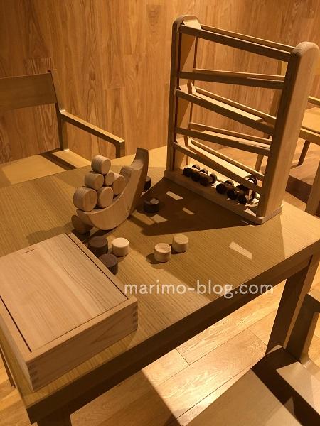 梅小路ポテル京都宿泊記:Mokuの木の空間
