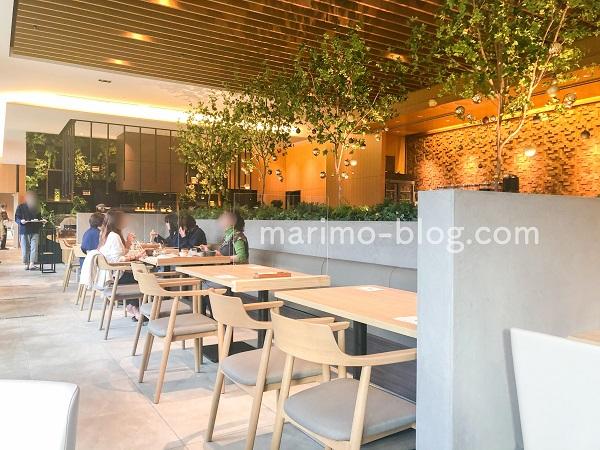 梅小路ポテル京都宿泊記:とても清潔感のある綺麗な朝食会場