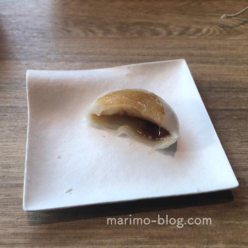 梅小路ポテル京都宿泊記:朝食(みたらし団子がおいしい)